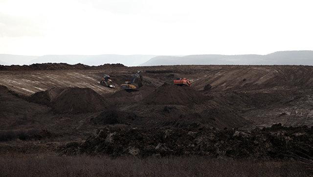 Строительство севастопольского участка трассы Таврида