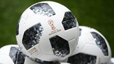 Официальные мячи ЧМ-2018