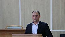 Глава администрации Симферопольского района Сергей Донец