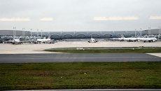 Аэропорт Шарль-де-Голь в Париже