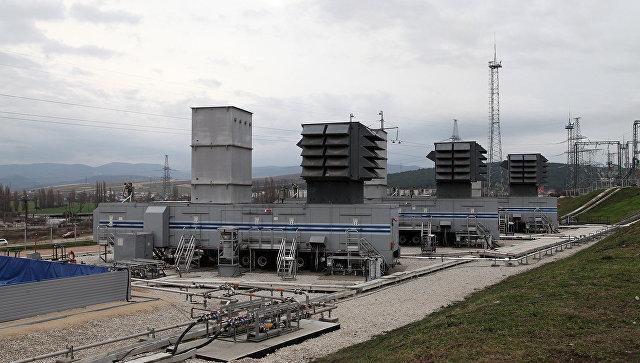 Мобильные газотурбинные электростанции в Севастополе