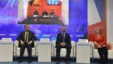 Видеомост Крым и Абхазия: точки соприкосновения в развитии спелеологии