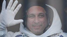 Космонавт Роскосмоса, командир ТПК Союз МС-07, бортинженер МКС-54, командир МКС-55 Антон Шкаплеров