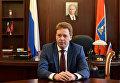 Губернатор Севастополя Дмитрий Овсянников. Архивное фото
