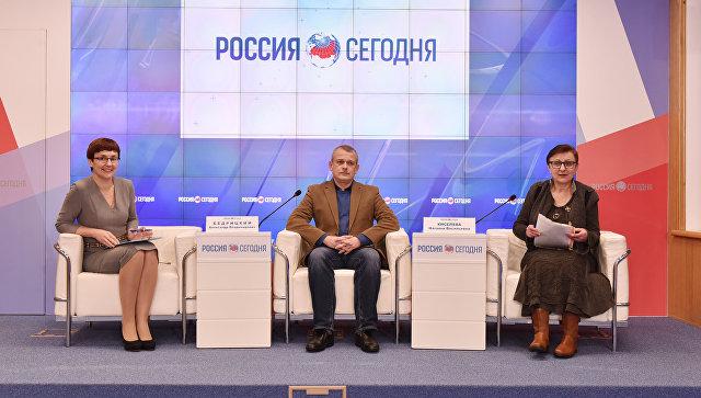 Пресс-конференция на тему: Президентские выборы 2018 – мифы и реальность
