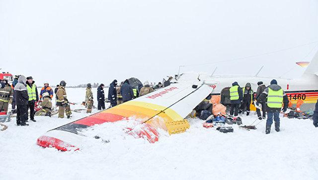 Стала известна вероятная причина крушение Ан-2 вНАО