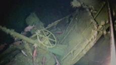 Затонувшую 103 года назад австралийскую подлодку сняли на видео