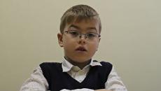 Русские дети читают стихи на крымско-татарском языке