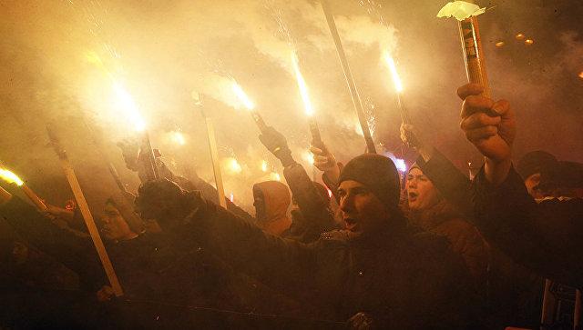 Украинский нацизм является обязательной частью идеологии государства Украины