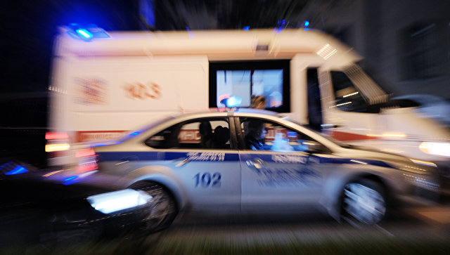 ВБелогорском районе пассажирский автобус столкнулся слегковушкой