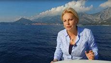 Корреспондент ВГТРК Ольга Курлаева. Архивное фото
