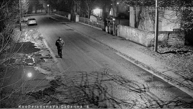 Подозреваемый в совершении попытки поджога автомобиля в Симферопольском районе
