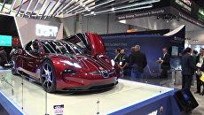 Машина будущего: новый электрокар Fisker EMotion показали в Лас-Вегасе