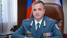 Руководитель управления Федеральной налоговой службы России по Республике Крым Роман Наздрачев