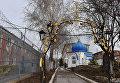 Православный храм на территории исправительной колонии №1 в Симферополе
