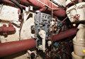 Отсек связи на подводной лодке Запорожье ВМС Украины. Сентябрь, 2013 год