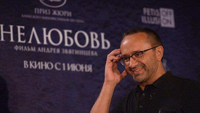 Пресс-конференция фильма Андрея Звягинцева Нелюбовь