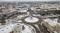Морозы в Крыму