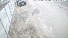 Угнанный в Бахчисарае автомобиль УАЗ Hunter