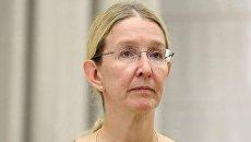 И.о. министра здравоохранения Украины Ульяна Супрун