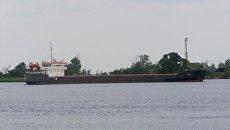 Сухогруз Берг под флагом Молдовы