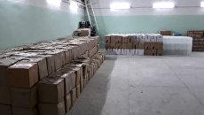 В Крым пытались нелегально ввезти 40 тысяч литров этилового спирта
