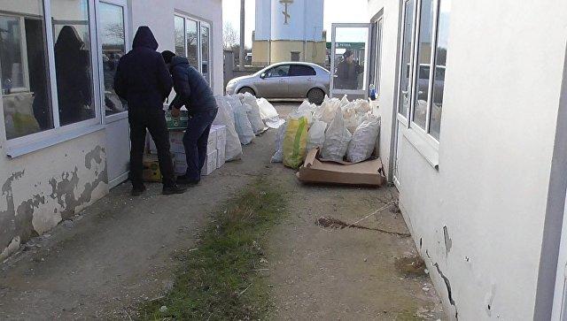 Милиция Крыма выявила склады споддельными виски, текилой, коньяком исигаретами