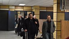 В Крым прибыла делегация немецких парламентариев. 3 февраля 2018