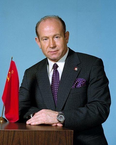 Гости Крымской правды. Алексей Леонов