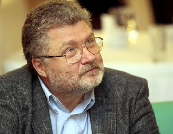 Гости Крымской правды. Поляков