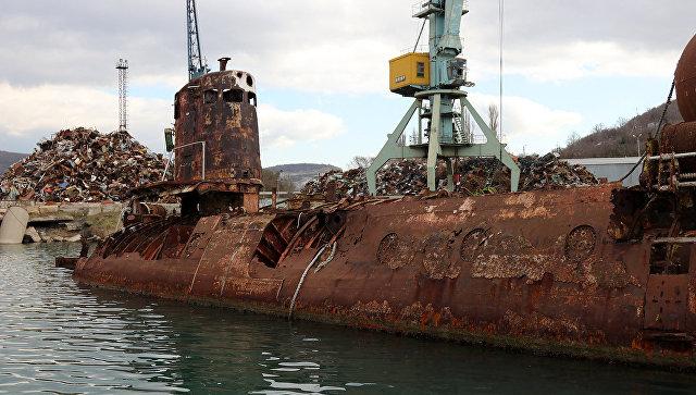 Подводная лаборатория Бентос 300
