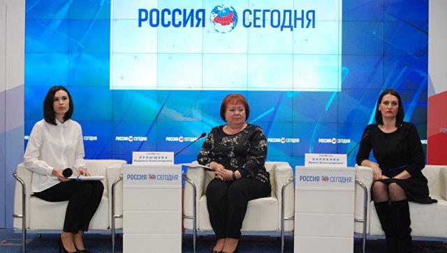 Пресс-конференция Пенсионный фонд: нововведения в программе материнского капитала