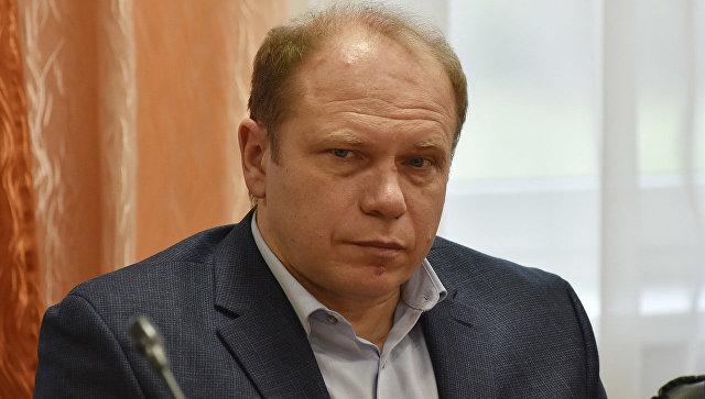 Летчик-космонавт, Герой России, член Общественного совета по строительству Крымского моста Олег Котов