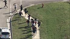 Трагедия во Флориде: школьники рассказали, как убегали от стрелка