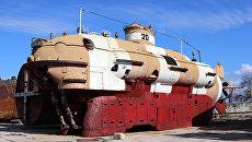АС-20 на Угольной пристани в Севастополе
