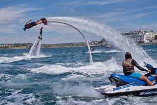 Международный фестиваль водных экстремальных видов спорта X Fest