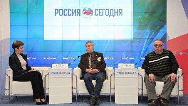 Пресс-конференция на тему: Советская Армия: исторический опыт и преемственность поколений
