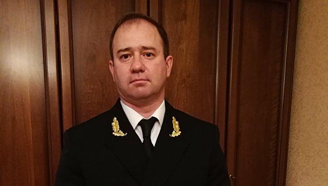 Генеральный директор Севморпорта Сергей Емельянов