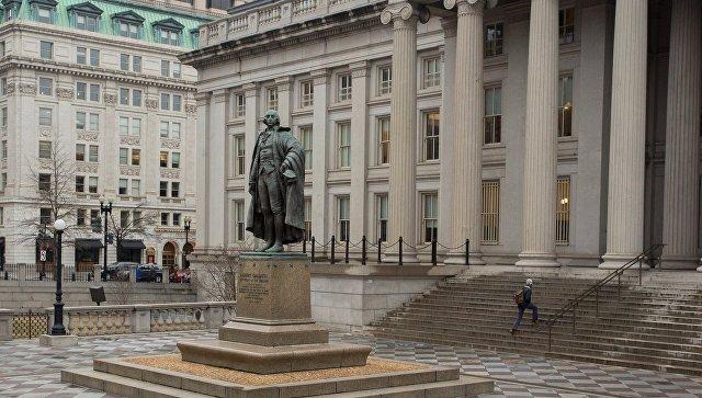 Нужно продолжить «давление» на Российскую Федерацию — министр финансов США