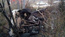 ДТП на трассе Симферополь-Феодосия. 24 февраля 2018