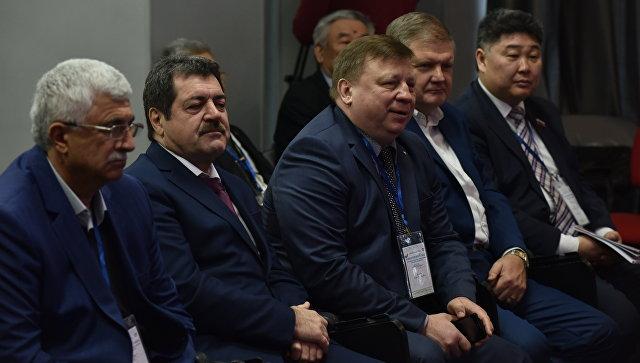 В Симферополе открылся съезд корейцев России.