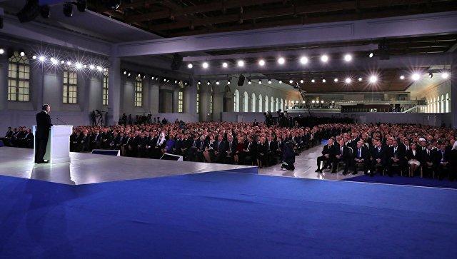 Путин призвал запустить проект ранней профориентации школьников