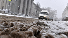 Ситуация на дорогах. Симферополь 1 марта 2018