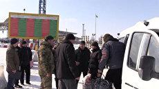 Обмен задержанными пограничниками между Россией и Украиной