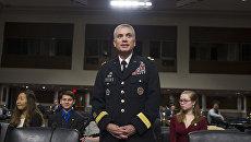 Генерал-лейтенант США Пол Накасоне
