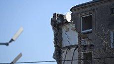 Обрушение жилого дома в городе Познань, Польша. 4 марта 2018