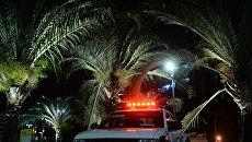 Автомобиль полиции. Архивное фото