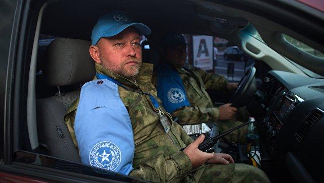 Руководитель Центра обмена военнопленными (Офицерский корпус) Владимир Рубан