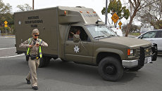 Захват заложников в доме ветеранов в Калифорнии. 9 марта 2018