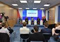 Пресс-конференция делегации государственных деятелей из Республики Бенин: итоги визита
